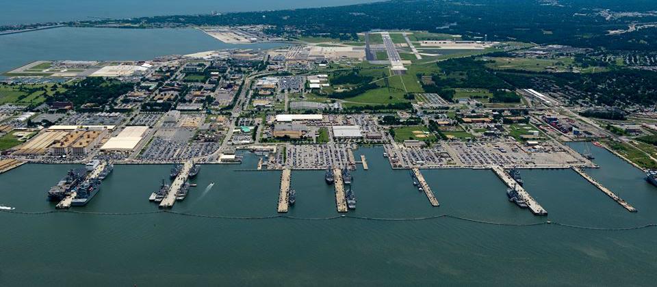 Naval Station Norfolk. Credit: U.S. Navy