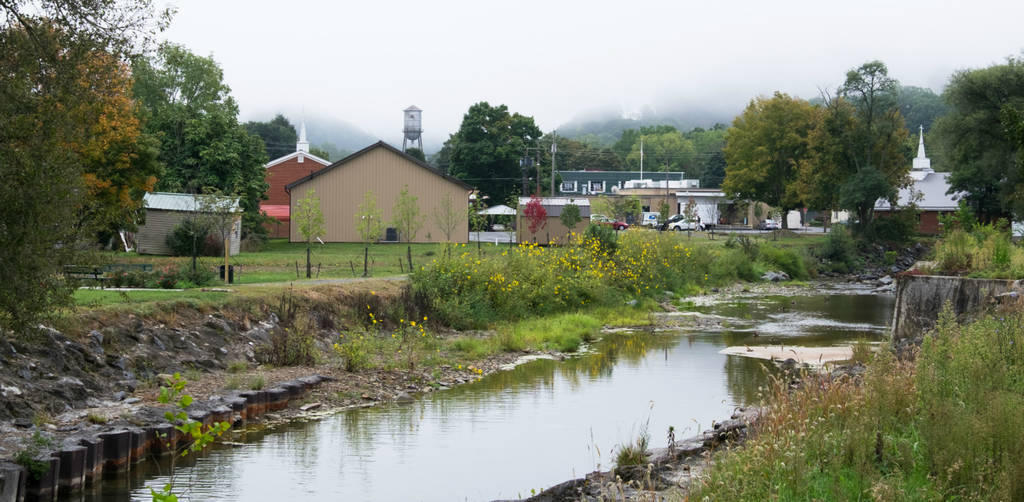 Sulphur Springs, West Virginia. Credit: Meera Subramanian