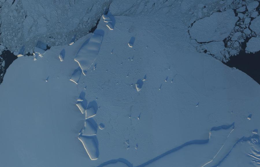 Antarctica. Credit: NASA