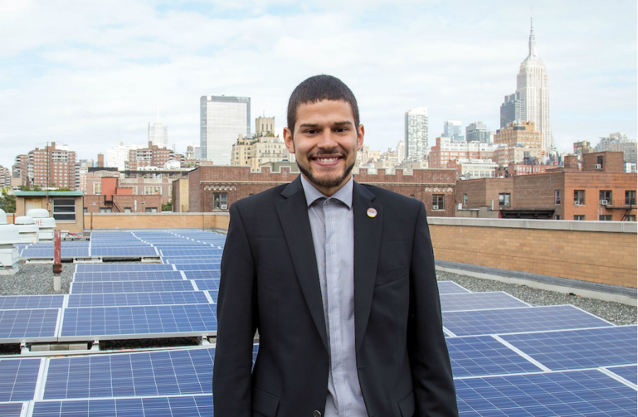 Miguel Rodriguez. Credit: New York City Housing Authority