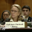 Kathleen Hartnett White testifies at at her Senate confirmation hearing in early November. Credit: Senate Environment and Public Works Committee Video