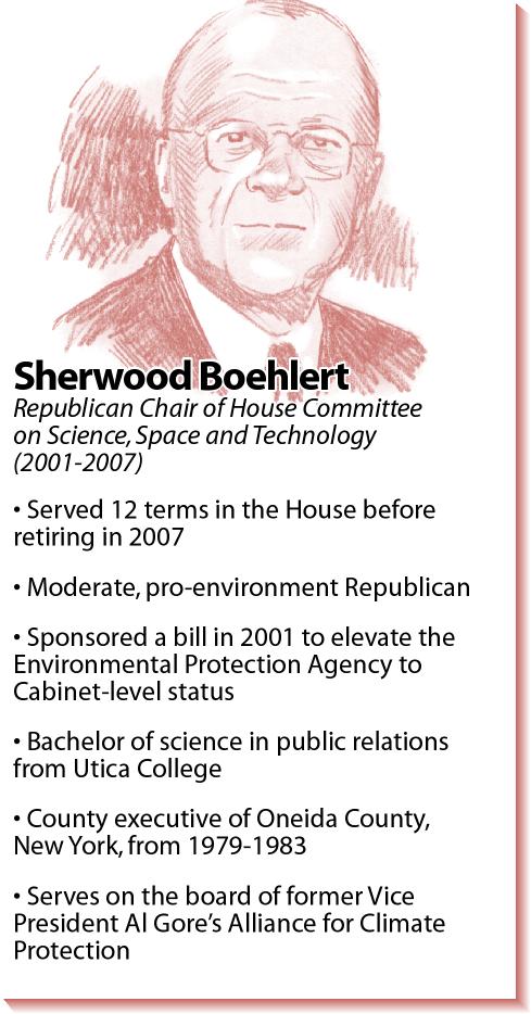 Sherwood Boehlert