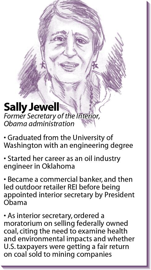 Sally Jewell