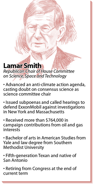 Rep. Lamar Smith