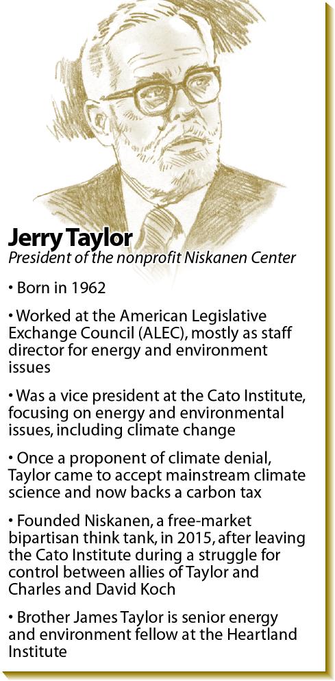 Jerry Taylor bio