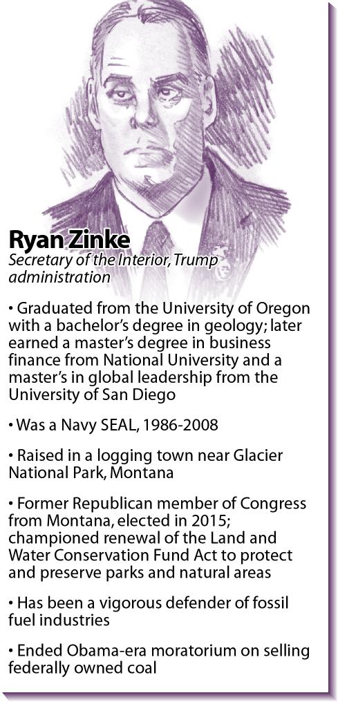 Ryan Zinke