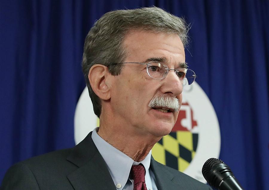 Maryland Attorney General Brain Frosh. Credit: Mark Wilson/Getty Images