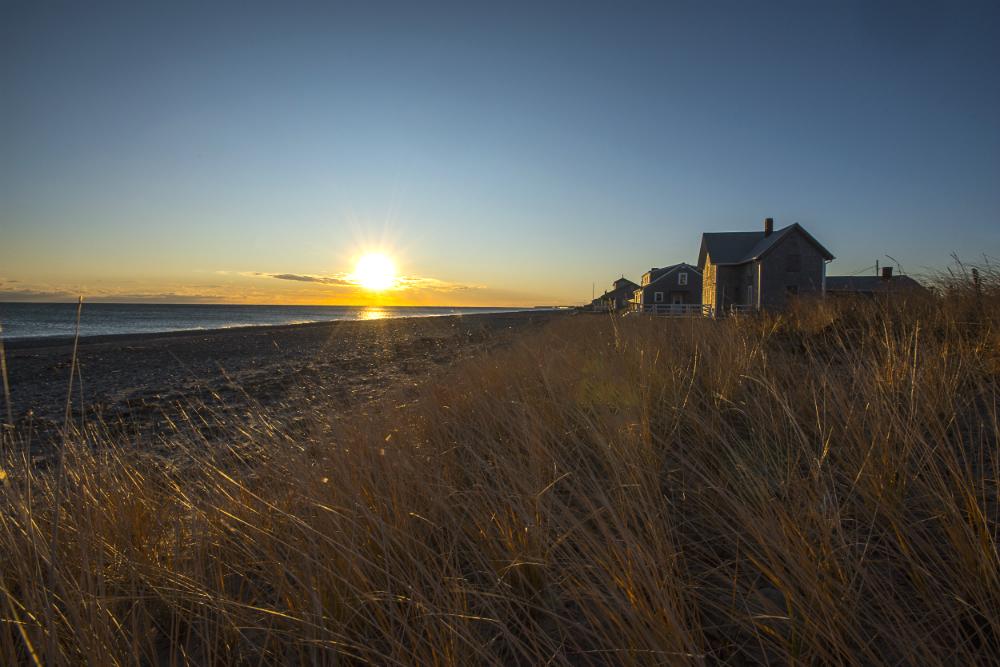 Humarock Beach. Credit: Weather Channel
