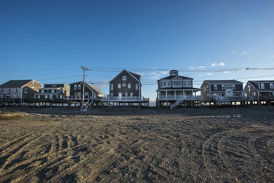 Humarock Beach. Credit: Steve Edson/Weather Channel
