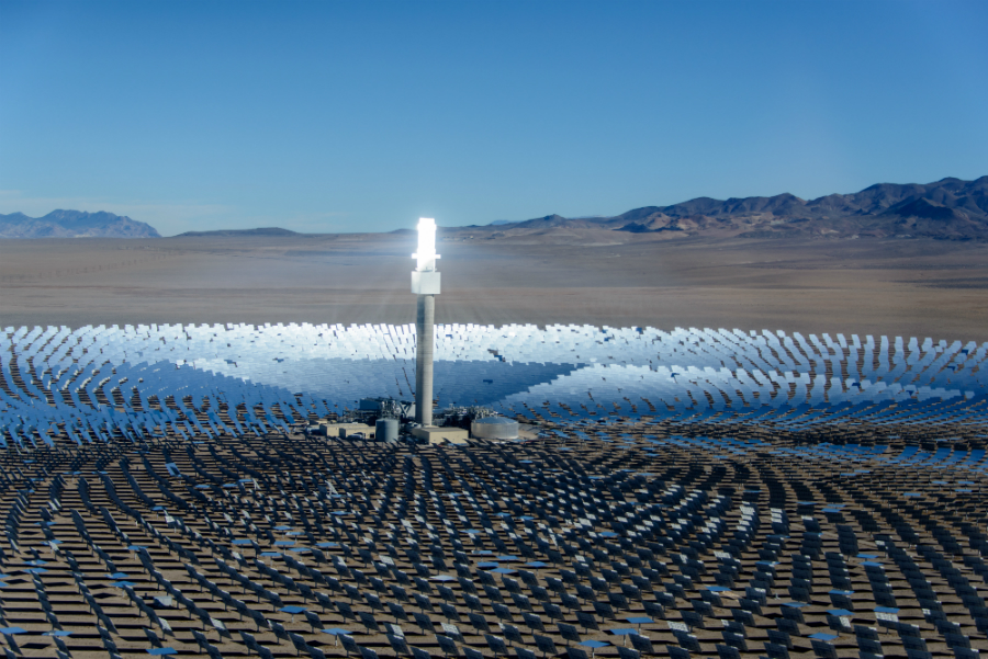 24 Hour Solar Energy Molten Salt Makes It Possible And Prices Are Falling Fast Inside Climate News