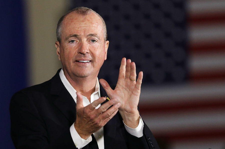New Jersey's new governor, Democrat Phil Murphy, plans to bring his state back into the East Coast's carbon trading market. Credit: Spencer Platt/Getty Images