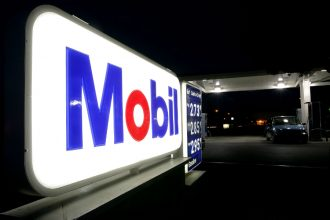 The judge noted that ExxonMobil has both Exxon and Mobil franchises in Massachusetts. Credit: Scott Olson/Getty Images
