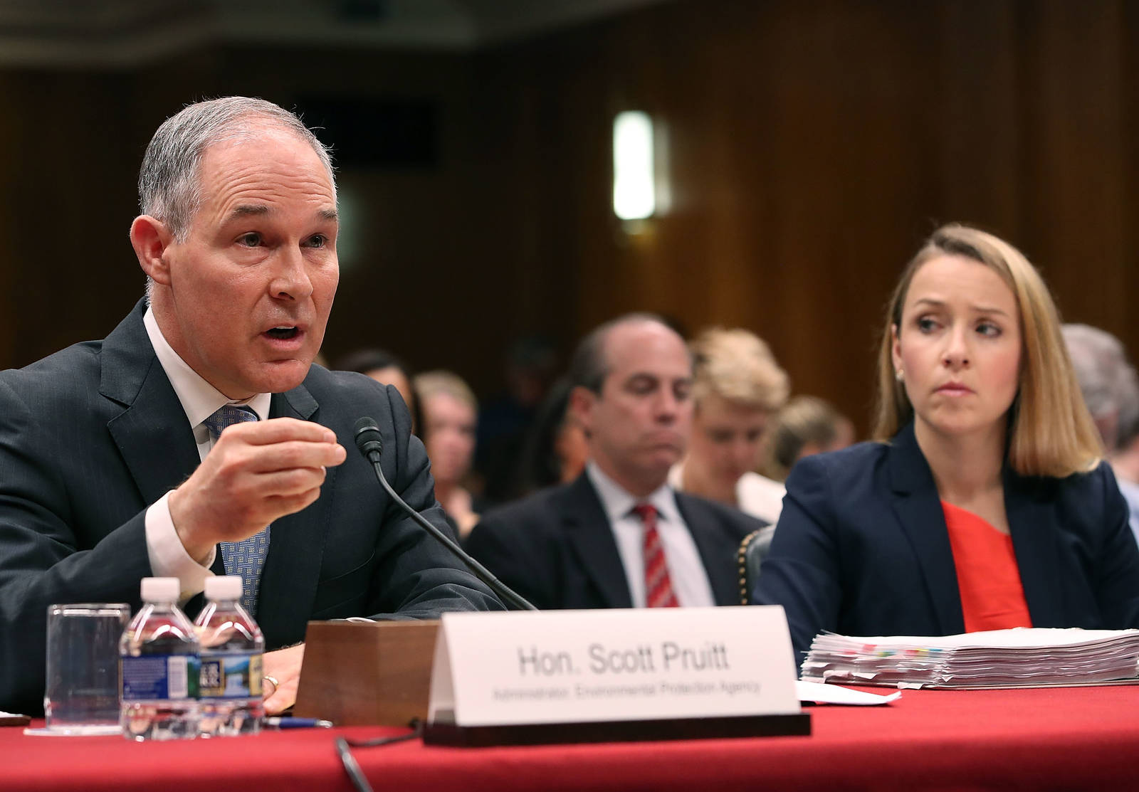 Pruitt's Anti-Climate Agenda Is Facing New Challenge From Major Scientific Review Board