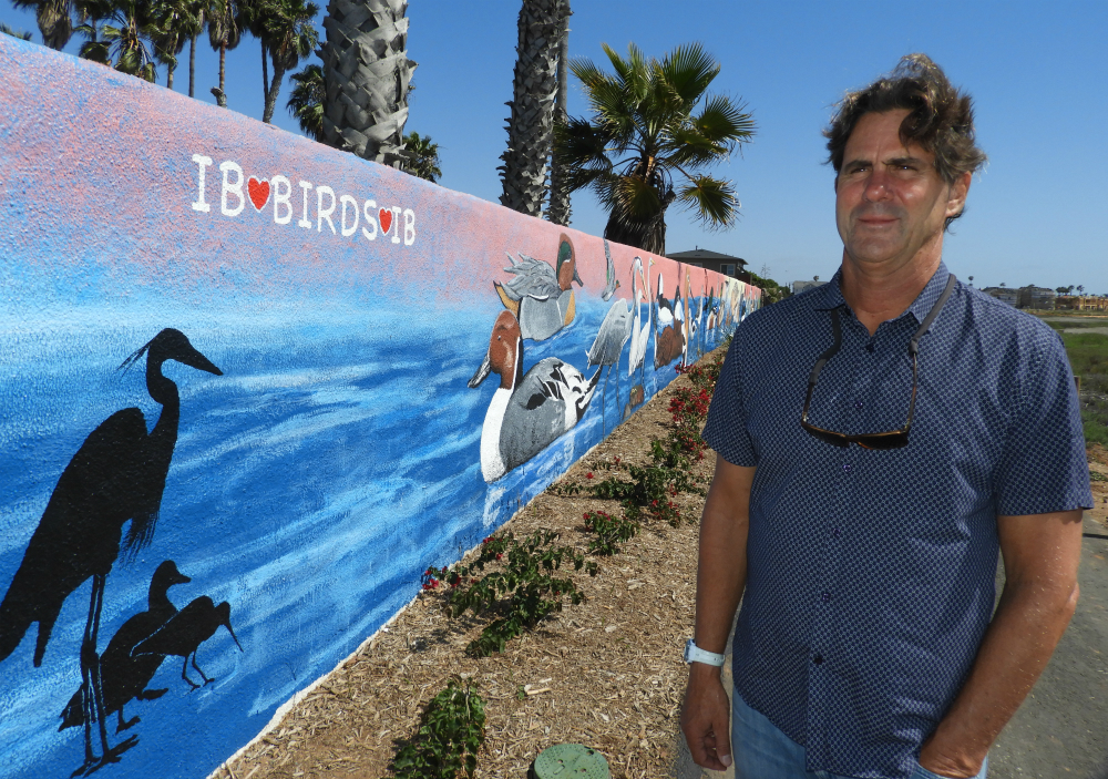 Imperial Beach Mayor Serge Dendina. Credit: David Hasemyer/ICN