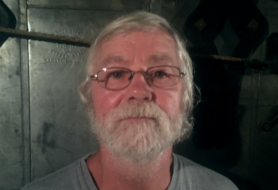 Mike Wilson developed black lung disease while working in coal mines in Kentucky. Credit: Courtesy of Mike WilsonMike Wilson developed black lung disease while working in coal mines in Kentucky. Credit: James Bruggers/ICN