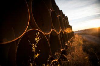 Pipeline. Credit: Andrew Burton/Getty Images