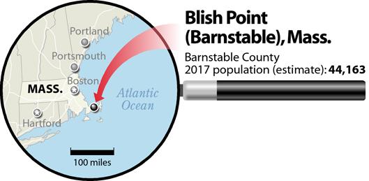 Locator: Barnstable, Massachusetts