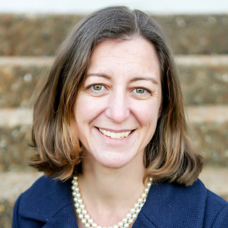 Elaine Luria, a nuclear engineer, is running for the U.S. House in Virginia. Credit: Luria Campaign