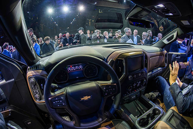 U S Automakers Double Down On Trucks Suvs Despite Talk Of A Cleaner Future Inside Climate News