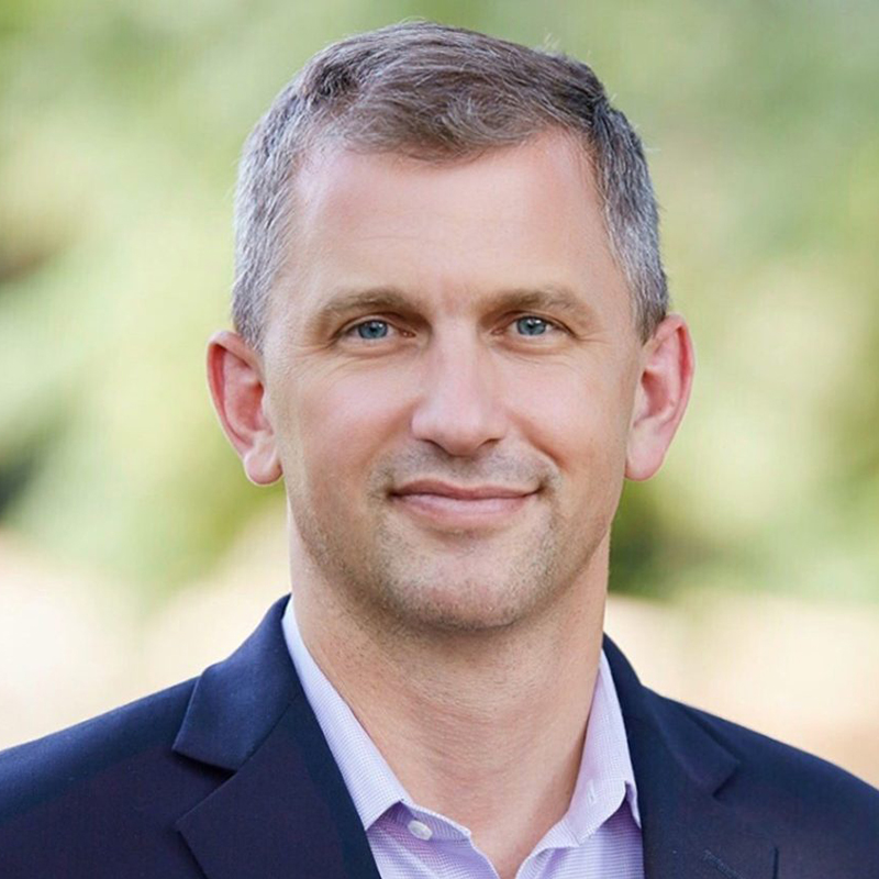 Sean Casten, an engineer, is running for the U.S. House in the Chicago suburbs. Credit: Casten Campaign