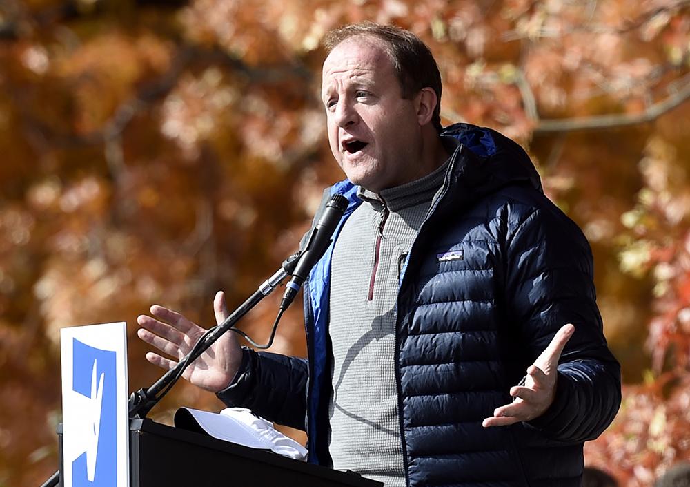 Democratic U.S. Rep. Jared Polis won the Colorado governor's race. Credit: Jeremy Papasso/Digital First Media/Boulder Daily Camera via Getty Images