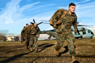 Dangers Without Borders: An ICN Series on Military Readiness in a Warming World