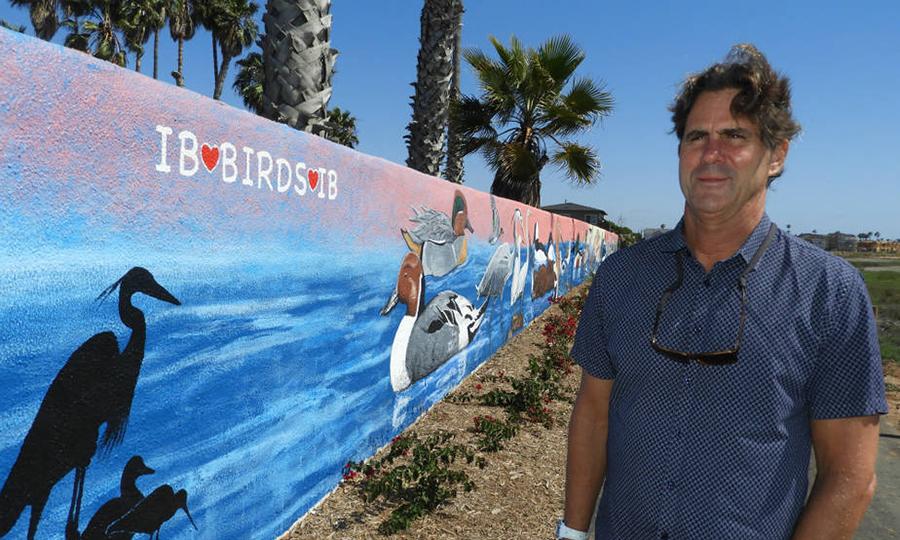 Imperial Beach Mayor Serge Dedina. Credit: David Hasemyer
