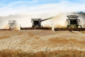 Harvesting Peril: Extreme weather and climate change on the American farm. An ICN series.