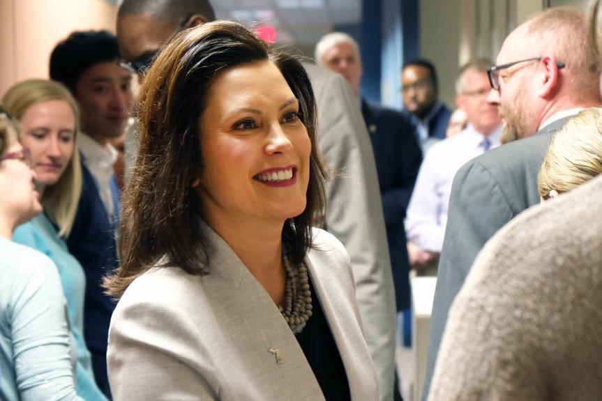Michigan Gov. Gretchen Whitmer. Credit: Governor's Office