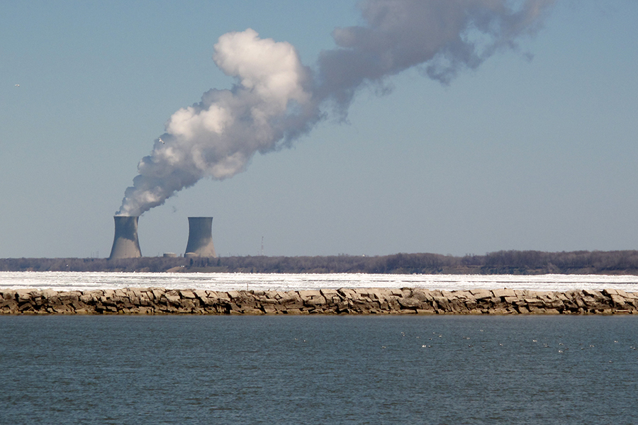Perry Nuclear Power Plant. Credit: Wainstead/CC-BY-1.0