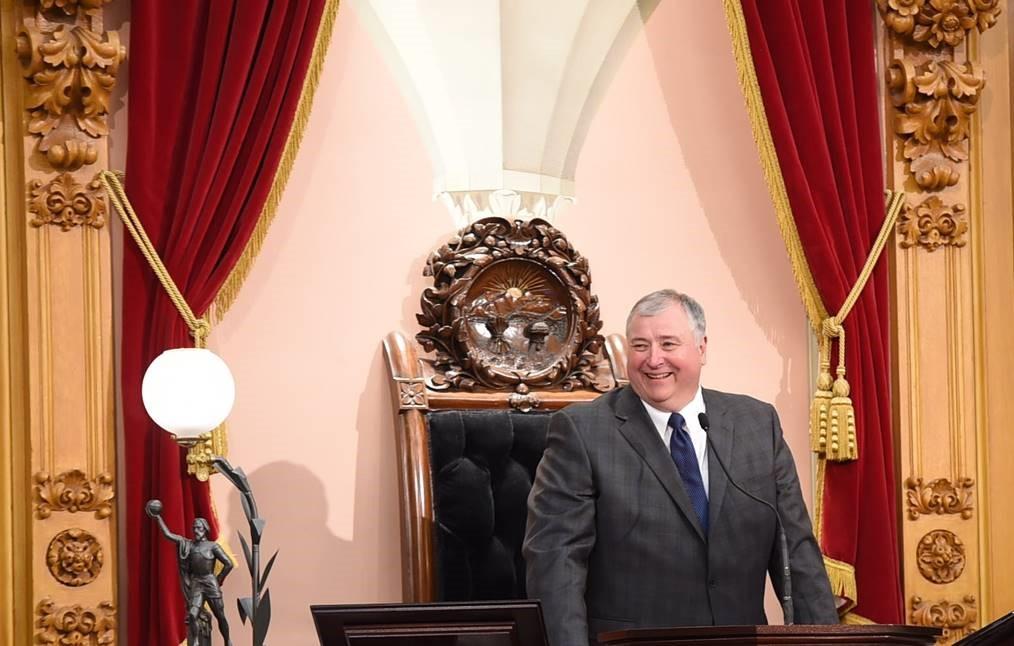 Ohio House Speaker Larry Householder. Credit: State of Ohio