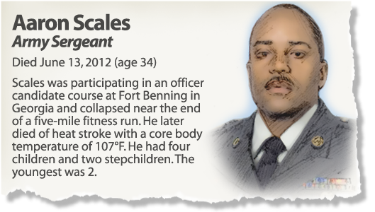 Profile: Sgt. Aaron Scales