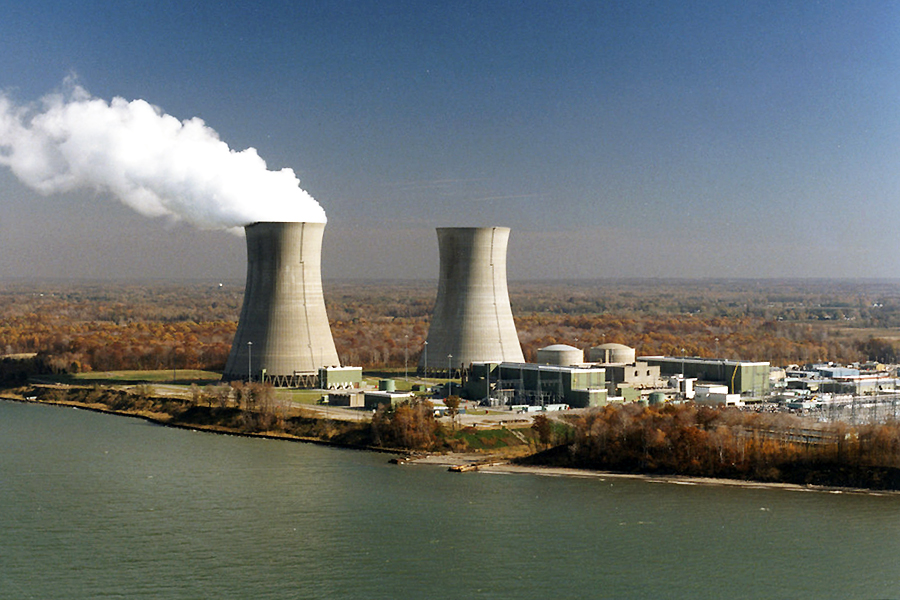 Perry Nuclear Power Plant. Credit: FirstEnergy/CC-BY-ND-2.0