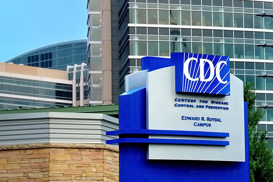 Part of the U.S. Centers for Disease Control and Prevention's Atlanta campus. Credit: James Gathany/CDC