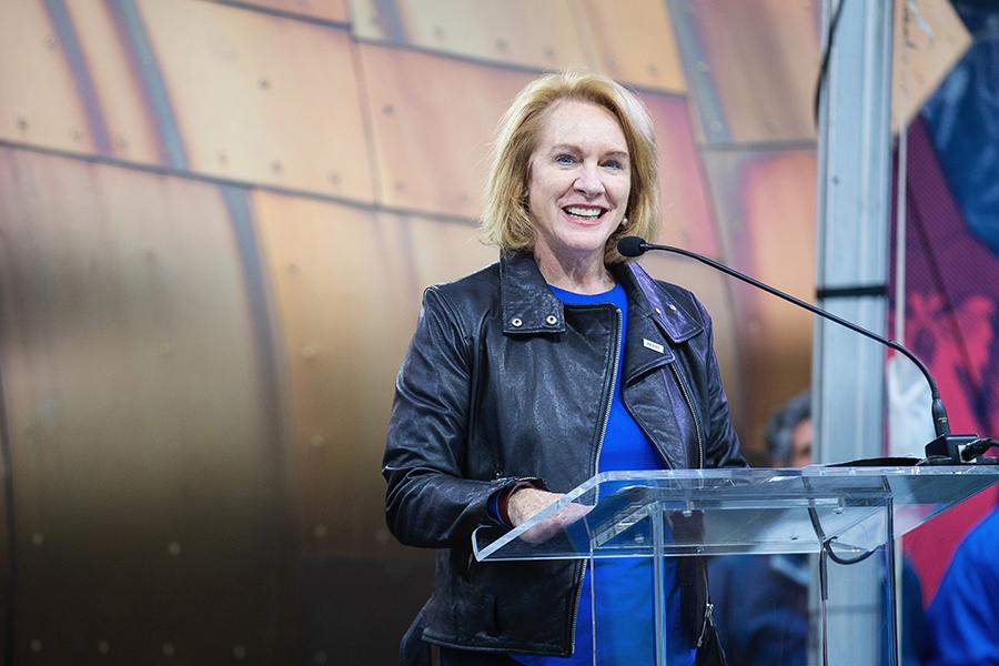 Mayor Jenny Durkan. Credit: Mat Hayward/Getty Images