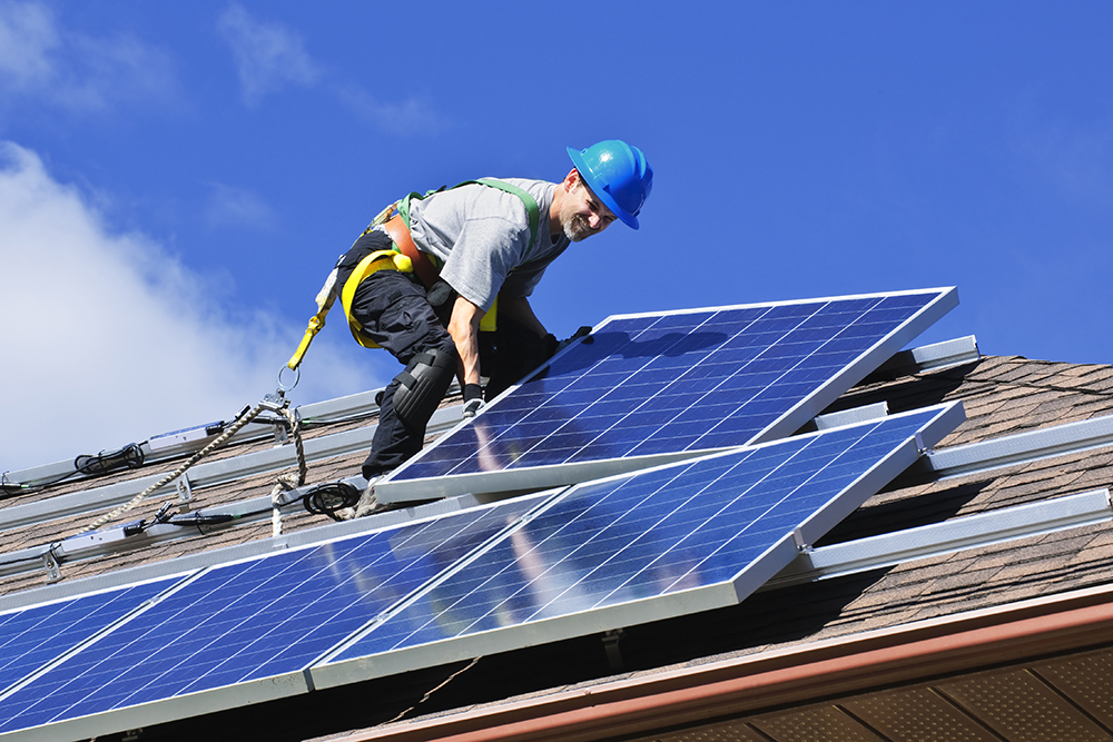 North Carolina is the No. 2 state for installed solar capacity, behind only California. Duke Energy, the state's largest electric utility, say it has more than 35 solar facilities and 8,000 customers with rooftop solar in the state. Credit: Duke Energy