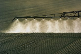 The majority of nitrous oxide comes from agriculture, including microbes in fertilized soils and animal manure. Credit Moenkebild/Ullstein Bild via Getty Images