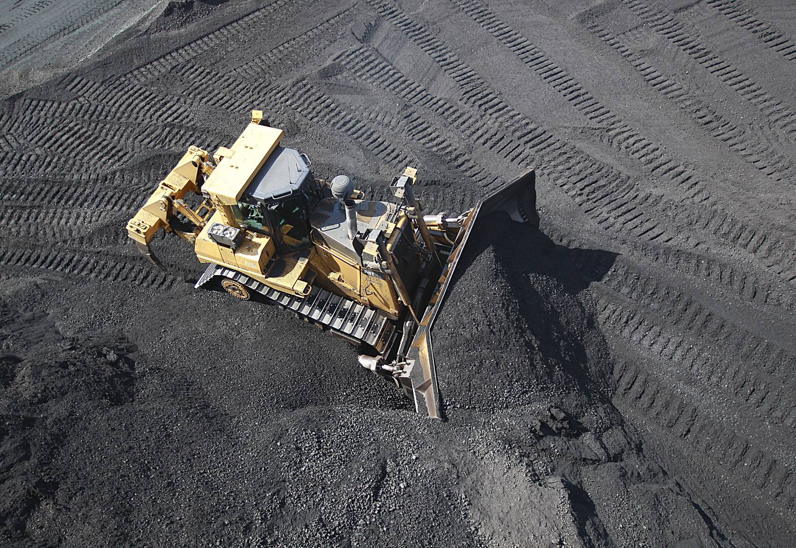 A coal terminal in Utah. Credit: George Frey/Getty Images