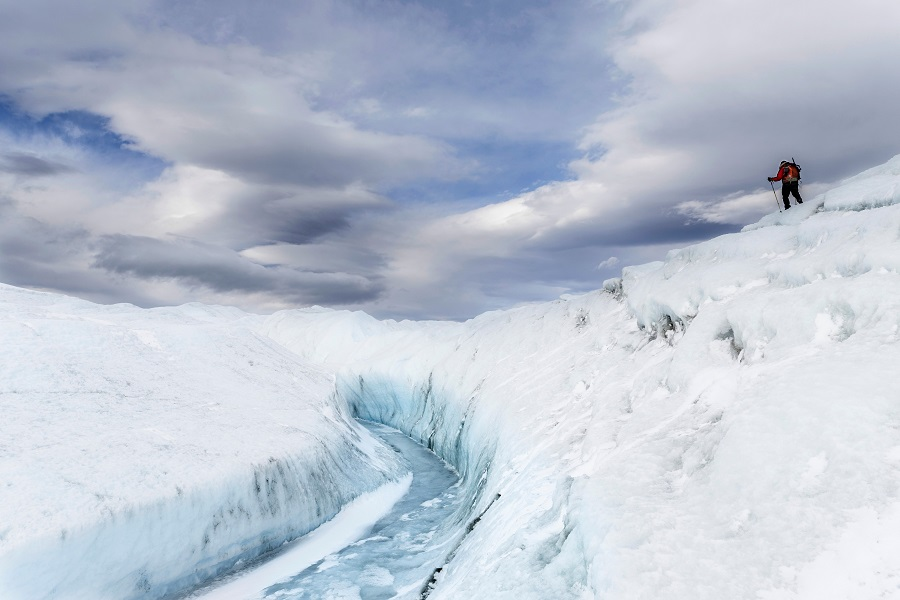 Greenland Ice Sheet. Martin Zwick/REDA&CO/Universal Images Group via Getty