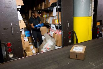 UPS delivery truck. Credit: Don Emmert/AFP/Getty Images