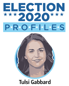 Candidate profiles 2020