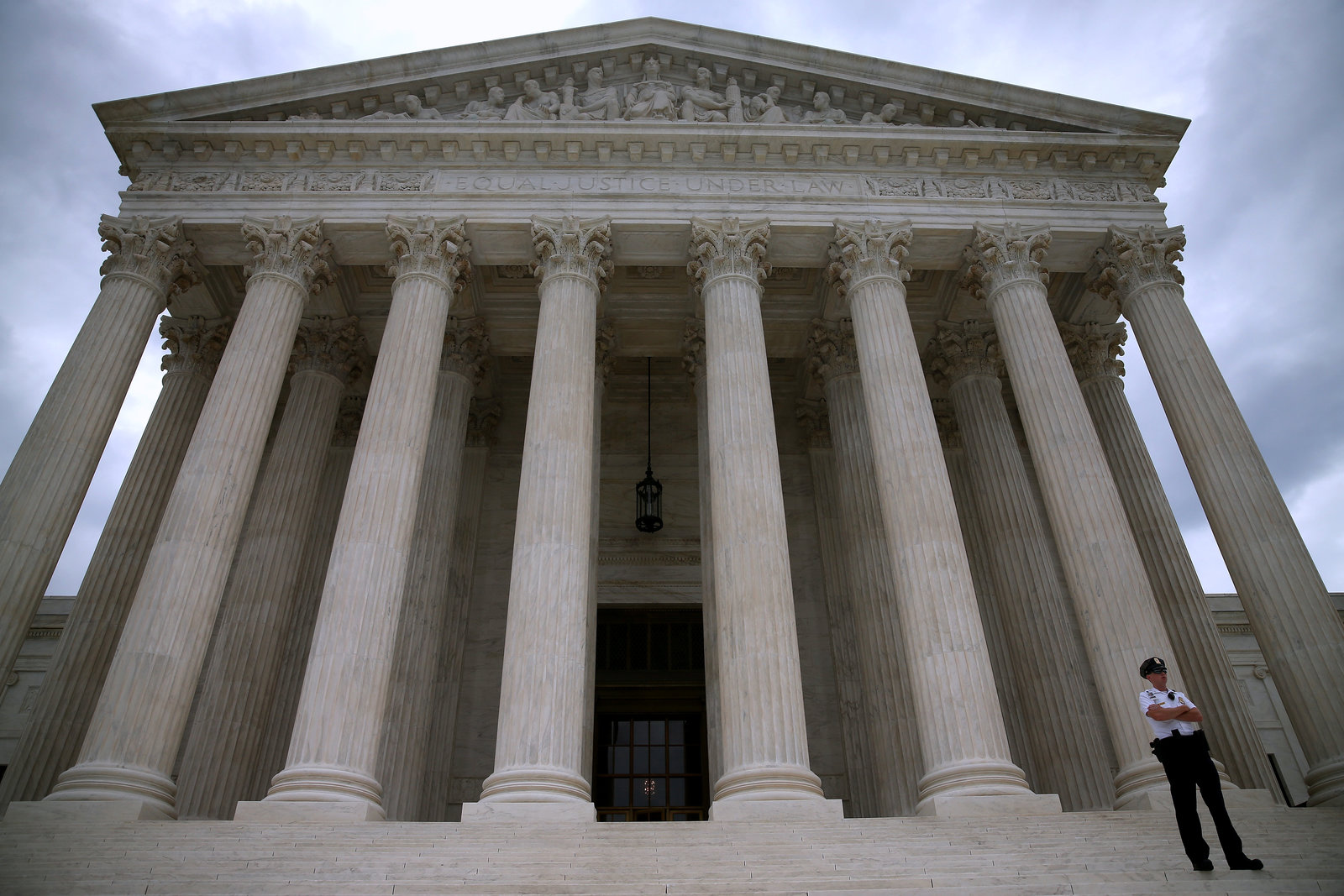 U.S. Supreme Court Building in Washington, D.C. Credit: Mark Wilson/Getty Images