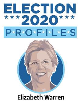 Elizabeth Warren, candidate profile