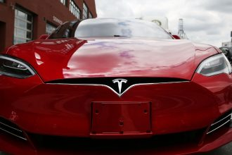 Tesla Model S. Credit: Spencer Platt/Getty Images