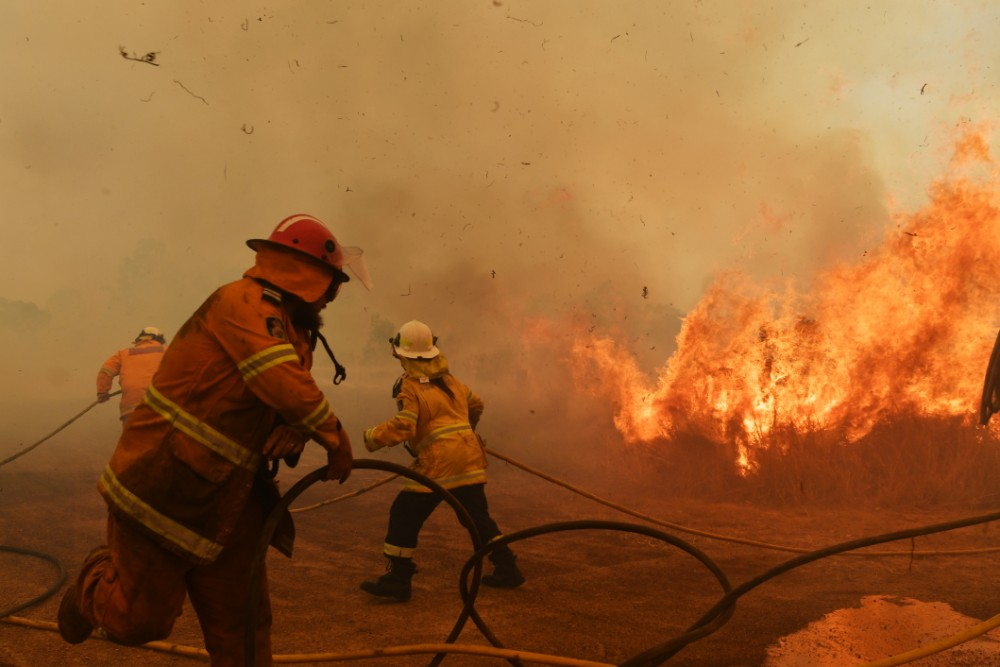 Australia wildfires. Credit: Sam Mooy/Getty Images