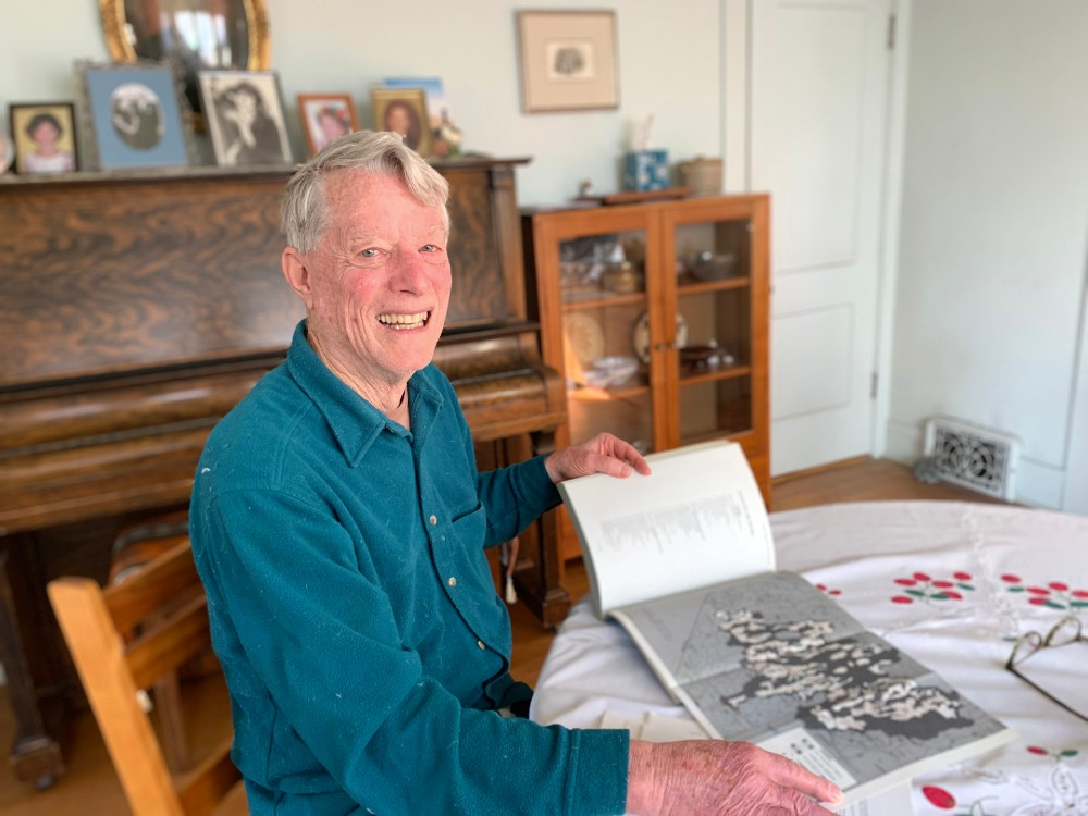 Peter Hovingh petitioned the U.S. Fish and Wildlife Service in 1989 to add Columbia spotted frogs to the endangered species list. He was unsuccessful and still fears for the future of mollusks and amphibians in the Great Basin.