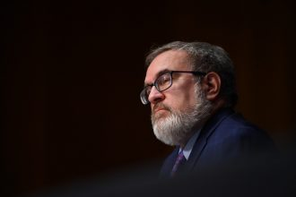 Andrew Wheeler. Credit: Kevin Dietsch/Pool via Getty Images