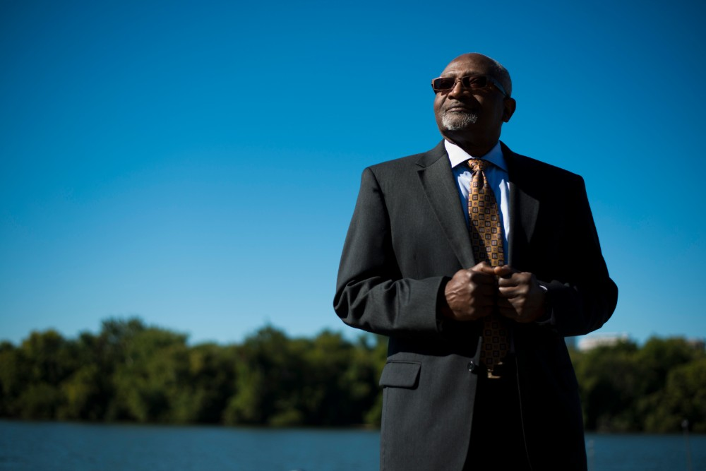 """Robert Bullard, often called """"The Father of Environmental Justice"""", has helped relaunch the disbanded Black Environmental Justice Network, which he co-founded in 1991. Credit: Marvin Joseph/The Washington Post via Getty Images"""