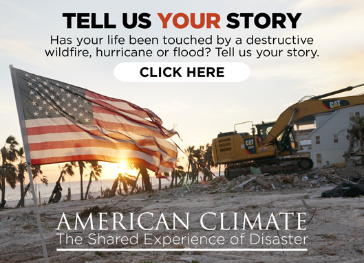 American Climate—Tell Us Your Story