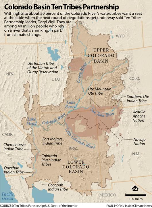 Colorado Basin Ten Tribes Partnership